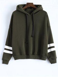 GET $50 NOW | Join RoseGal: Get YOUR $50 NOW!http://www.rosegal.com/sweatshirts-hoodies/striped-sleeve-oversized-hoodie-856121.html?seid=7288475rg856121