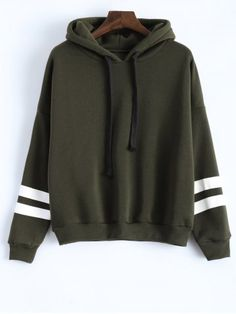 GET $50 NOW | Join RoseGal: Get YOUR $50 NOW!http://www.rosegal.com/sweatshirts-hoodies/striped-sleeve-oversized-hoodie-856121.html?seid=7288475rg856121
