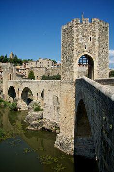 Besalú,Girona  Catalonia
