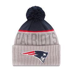71317a841 New Era 2015 Sport Knit-Gray/Navy Jersey Patriots, Patriots Team, New