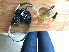 Perfect Sundays involve tea, nail polish and a camera. @engeltjesanne