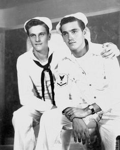 The Vintage Life (please follow minkshmink on pinterest) #sailors #gaysailors #hotsailor