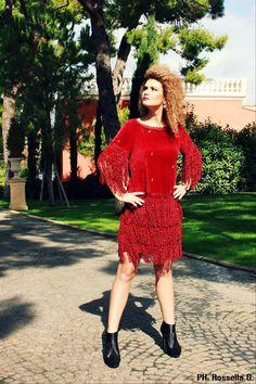 #model #fw16 #workinprogress #red #fashion #followme #andria #puglia #italy #shoponline #modadonna #shopping #isabelladimatteotricot #abbigliamentosumisura #chic #glam #vogue #style #women #artigianalità #follow #tagsforlikes #photooftheday #igers #fashionblogger #fashionista #newcollection
