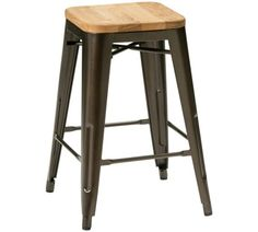 Get set for bar stool in Furniture, Chairs, Bar stools, Dining room furniture, Bar stools at Argos. Same Day delivery 7 days a week or fast store collection. Industrial Living, Industrial Metal, Contemporary Furniture, Modern Contemporary, Dining Room Furniture, Furniture Design, Metal Stool, Scandinavian Design, Bar Stools