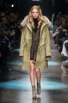 Tendances manteaux défilés automne-hiver 2015-2016 - L'Express Styles