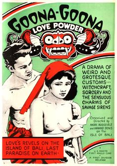 Goona Goona Love Powder, drama performance vintage ad in Indonesia Vintage Advertisements, Vintage Ads, Vintage Posters, Vintage Travel, Under Your Spell, Old Commercials, Photo Timeline, Vintage Stamps, Poster