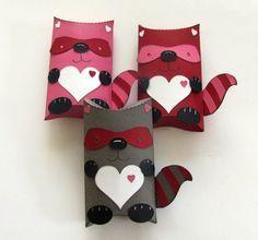 Racoon Valentine