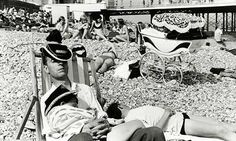 The English at play … a Tony Ray-Jones photograph titled Eastbourne, East Sussex, 1968. Photograph: SSPL/Getty Images