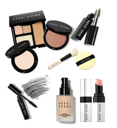 """""""BOBBI BROWN COSMETICS"""" by crissie-cabrera on Polyvore featuring Bobbi Brown Cosmetics, women's clothing, women, female, woman, misses and juniors"""