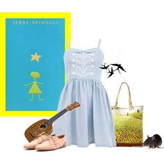 Designer Clothes, Shoes & Bags for Women Stargirl Movie, Teen Movies, Disney Aesthetic, Star Girl, Great Books, Aesthetic Clothes, Book Worms, Cool Outfits, Grace Vanderwaal