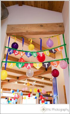 UP themed birthday party
