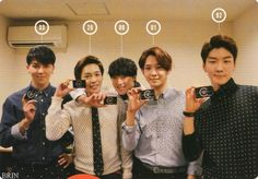 WINNER FANCLUB MAGAZINE VOL.1