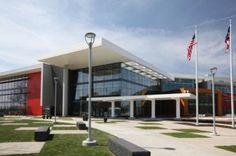 Bridgestone Technology Center is designed to reach LEED Gold Certification. Sol Harris/Day Architects