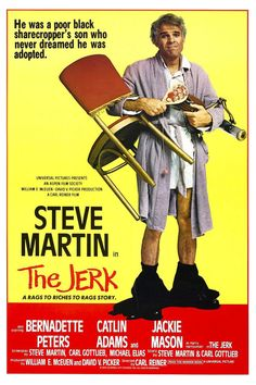 Image result for the jerk movie poster