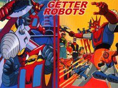 Getter Robots