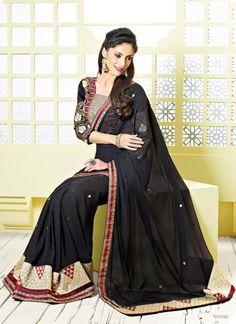 gothic sari - Google Search