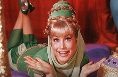 Barbara Eden in I Dream of Jeannie - i-dream-of-jeannie Photo