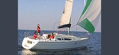 #Yacht Odyssey 32 - #Sailboat - From: #Puntone - Navigation area: #TyrrhenianSea - Maximum capacity: 8 people - Price of week: from 800 - Find out more at: http://www.barcheyacht.it/noleggio-barche/vela-sun-odyssey-32-puntone-follonica-it_1590/