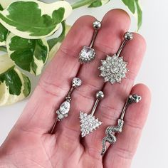 Summer is coming soon! Be sure you have the perfect set of belly rings to show off this swim season 😉 Diamond Belly Ring, Opal Belly Ring, Dangle Belly Rings, Belly Piercings, Belly Button Piercing, Belly Button Rings, Body Jewelry, Jewelry Shop, Jewellery