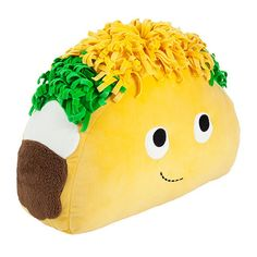 I must have this plush taco!