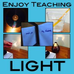 Enjoy teaching light to your third, fourth, and fifth grade students! Check out these engaging activities, links, and freebies.