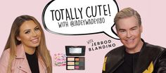 It's Happening! with Jerrod Blandino ft. JadeyWadey180 - Too Faced Cosmetics - #toofaced