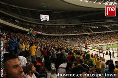 Bafana Bafana against Norway at the Cape Town Stadium Brainstorm, Cape Town, Football Team, Norway, South Africa, Public, African, Sport, Reading
