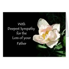Loss of a Father-in-law Sympathy Card - Pink Tulip card. Personalize any greeting card for no additional cost! Cards are shipped the Next Business Day. Product ID: 807316 Sympathy Card Messages, Sympathy Greetings, Sympathy Quotes, Sympathy Wishes, Condolence Messages, Condolences Quotes, Loss Of A Sister, Loss Of A Friend, Mom In Law