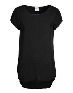 VERO MODA Halenka 'Boca' - černá | ABOUT YOU Basic Shirts, Models, Black Friday, V Neck, Tops, About You, Products, Fashion, Shirt Collars