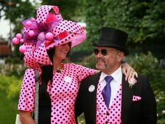 Racing Fashion: Royal Ascot 2014