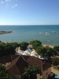 Apartamento para locação temporada com uma linda vista para o mar e com uma ótima localização no Centro de Guarapari  +55 (27) 3262-0792 +55 (27) 99515-0060  http://www.gilbertopinheiroimoveis.com.br/imovel/3379/apartamento-guarapari--centro