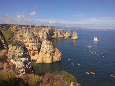 Algarve es una de las regiones más visitadas de Portugal