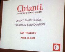 SF Chianti  Wine Class and Tasting