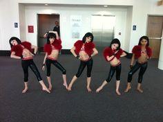 Group Dance- My Pumps Season 1