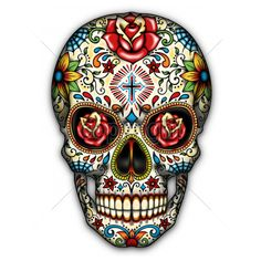 sugar skull images | Never Ending Times With Milstones