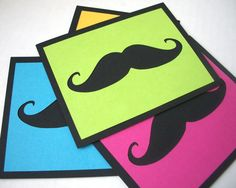 Shop for valentines on Etsy, the place to express your creativity through the buying and selling of handmade and vintage goods. Mustache Invitations, Mustache Cards, Owl Invitations, Birthday Invitations, Birthday Fun, 1st Birthday Parties, Birthday Stuff, Birthday Ideas, Cute Little Things