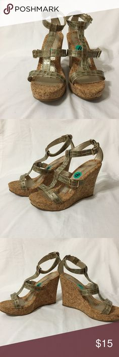 Spotted while shopping on Poshmark: Cute Sandals! #poshmark #fashion #shopping #style #Groove #Shoes