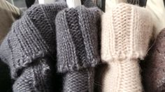 Kuschelpullover für den kalten Winter!