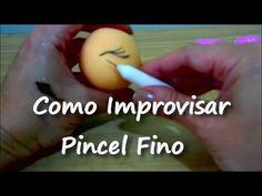 PINTURA DE OLHOS EM BISCUIT com Janaina Araujo - Programa Arte Brasil - 03/06/2016 - YouTube