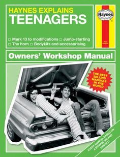 Haynes Explains Teenagers #Haynes