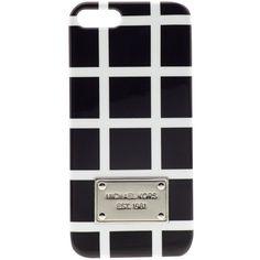 MICHAEL Michael Kors Window Pane iPhone Case $38