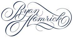 Ryan Hamrick - Letter Building Method 1