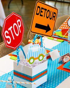 Amanda's Parties TO GO: Transportation Party