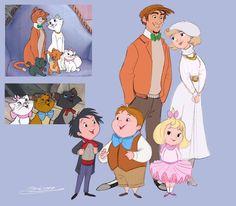 Disney Au, Disney Fan Art, Disney Magic, Disney Movies, Disney Characters As Humans, Animated Disney Characters, Walt Disney Animation, Animation Film, Humanized Disney