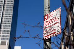 Initial rollout will place 6,300 signs in Midtown and the Financial District.