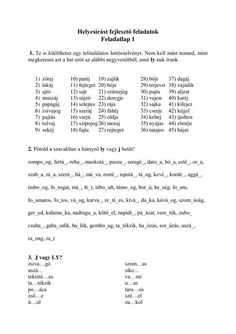 Olvasóka évfolyam számára by szakadykatalin - Flipsnack School Staff, Special Education, Grammar, Worksheets, Author, Names, Teacher, Writing, Reading