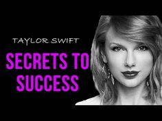 (TOP 5) Taylor Swift's Secrets To Success