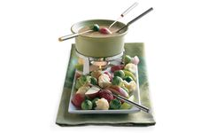 Irish Cheddar and Stout Fondue - A meatless yet rich dish that would ...