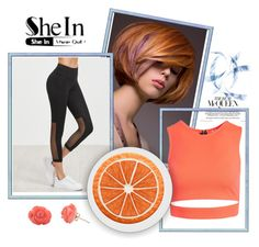 """""""shein"""" by tea-ms ❤ liked on Polyvore featuring Bamboo and Sans Souci"""