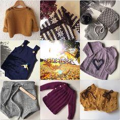 SEPTEMBER  Ble en del strikk i september også ja  #strikkedilla #strikkerpåbestilling #knittersofinstagram #instaknit #knitspo123